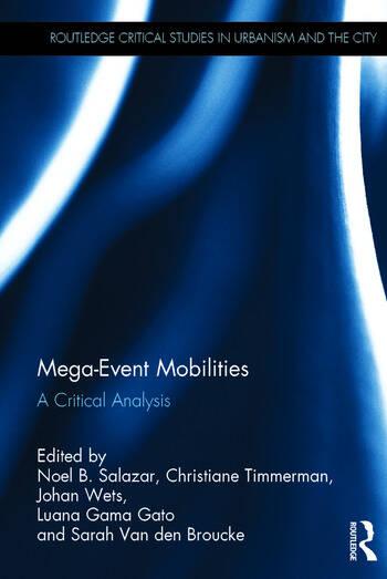 Mega-Event Mobilities A Critical Analysis book cover