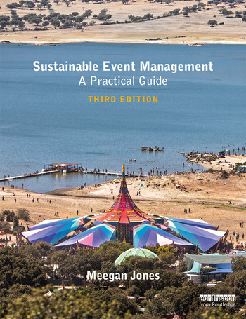Sustainable Event Management A Practical Guide book cover