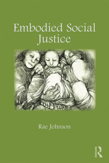 Embodied Social Justice book cover
