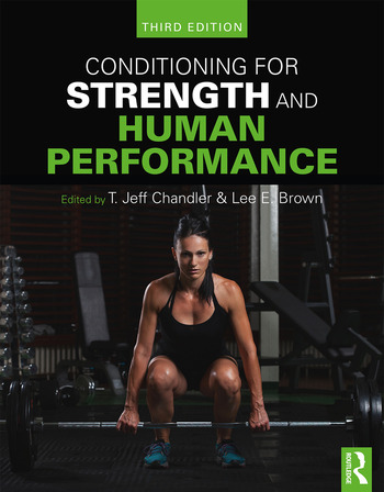 Conditioning for Strength and Human Performance Third Edition book cover