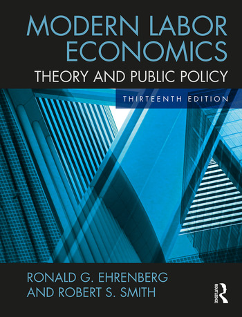 Modern Labor Economics Theory and Public Policy book cover