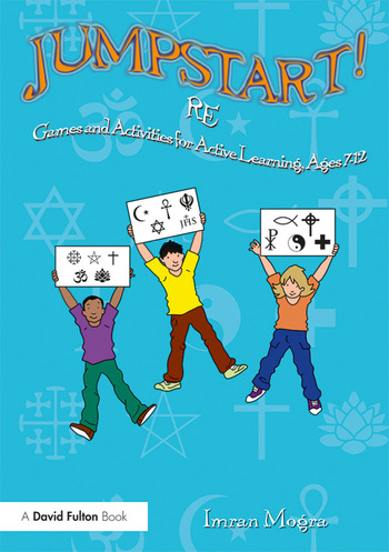 Jumpstart! RE Games and activities for ages 7-12 book cover