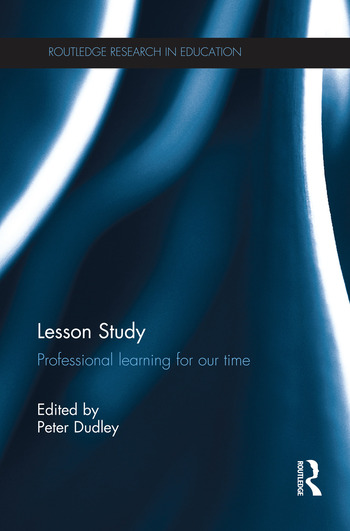 Lesson Study Professional learning for our time book cover