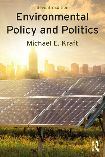Environmental Policy and Politics book cover
