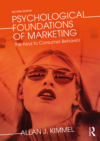 Psychological Foundations of Marketing The Keys to Consumer Behavior book cover