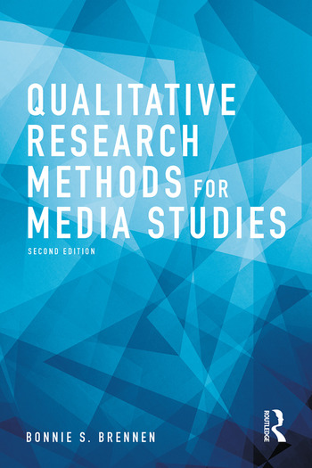 Qualitative Research Methods for Media Studies book cover