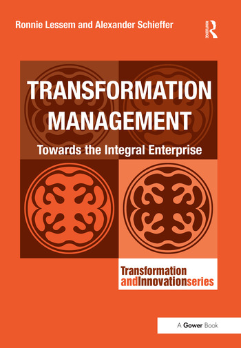 Transformation Management Towards the Integral Enterprise book cover