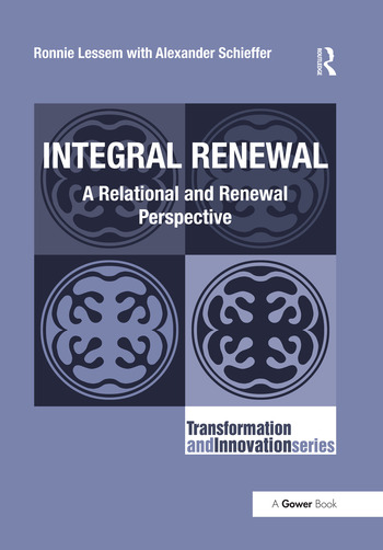 Integral Renewal A Relational and Renewal Perspective book cover