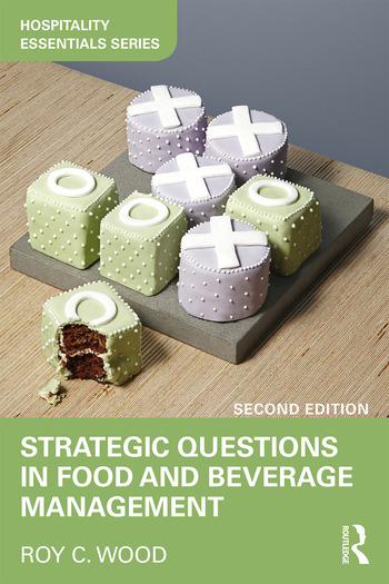 Strategic Questions in Food and Beverage Management book cover