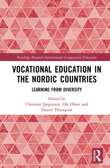 Vocational Education in the Nordic Countries Learning from Diversity book cover