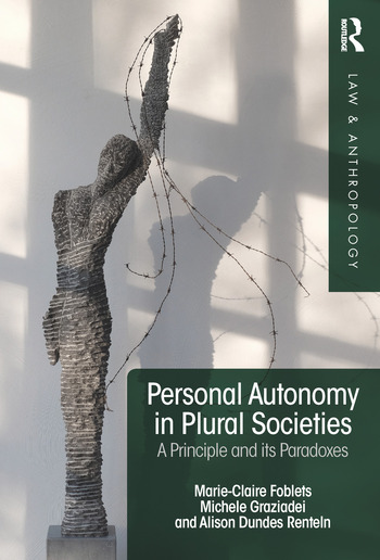 Personal Autonomy in Plural Societies A Principle and its Paradoxes book cover