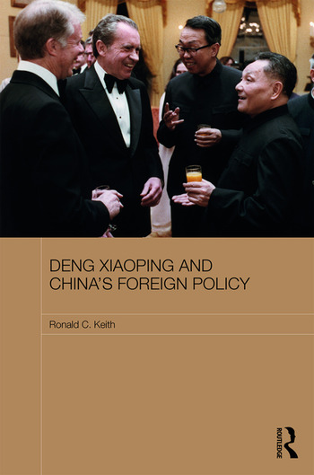 Deng Xiaoping and China's Foreign Policy book cover