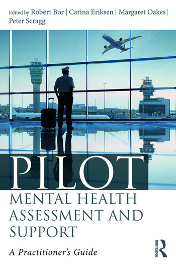 Pilot Mental Health Assessment and Support A practitioner's guide book cover