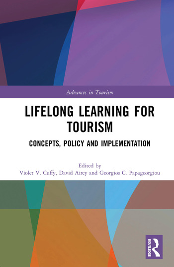 Lifelong Learning for Tourism Concepts, Policy and Implementation book cover