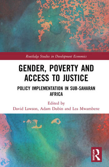 Gender, Poverty and Access to Justice Policy Implementation in Sub-Saharan Africa book cover