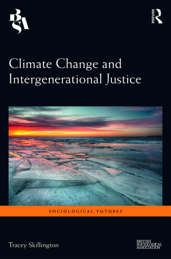 Climate Change and Intergenerational Justice book cover