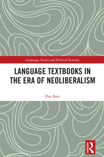 Language Textbooks in the era of Neoliberalism book cover
