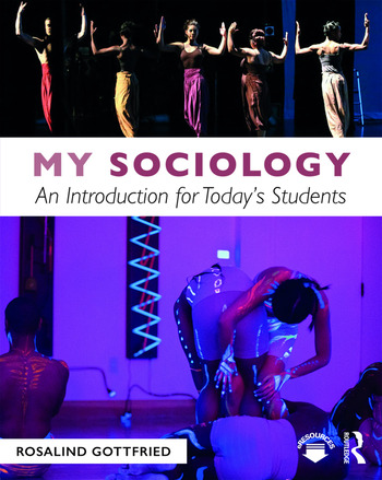 My Sociology An Introduction for Today's Students book cover