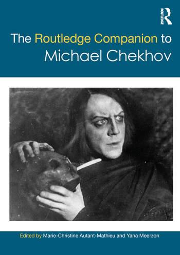 The Routledge Companion to Michael Chekhov book cover
