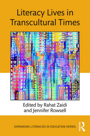 Literacy Lives in Transcultural Times book cover
