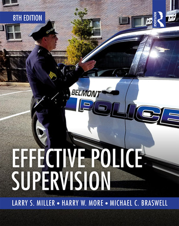 Effective Police Supervision book cover