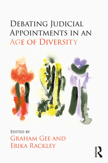 Debating Judicial Appointments in an Age of Diversity book cover