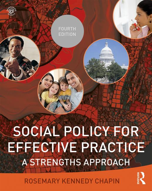 Social Policy for Effective Practice A Strengths Approach book cover