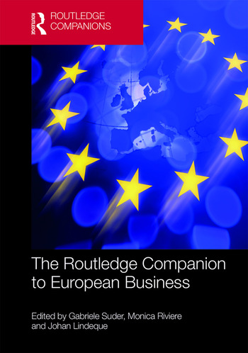 The Routledge Companion to European Business book cover