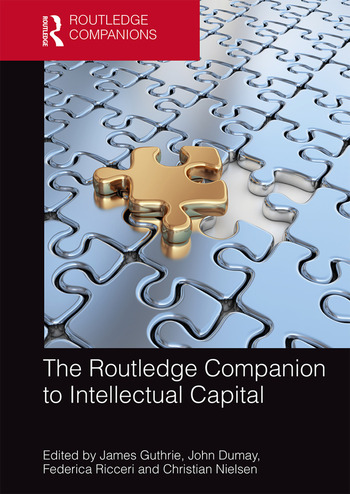 The Routledge Companion to Intellectual Capital book cover