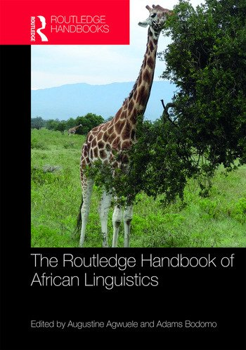 The Routledge Handbook of African Linguistics book cover
