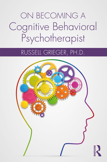 On Becoming a Cognitive Behavioral Psychotherapist book cover