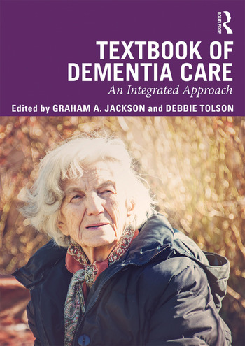 Textbook of Dementia Care An Integrated Approach book cover