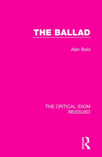 The Ballad book cover
