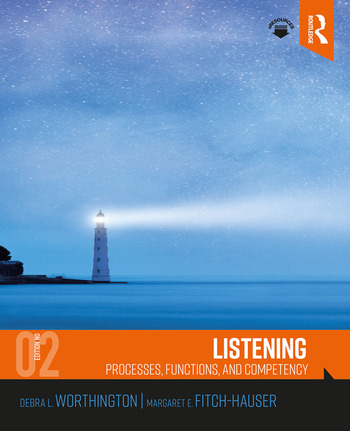 Listening Processes, Functions, and Competency book cover