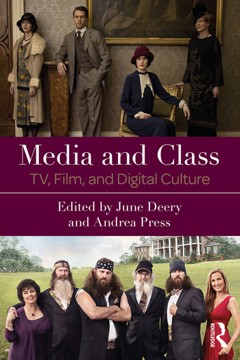 Media and Class TV, Film, and Digital Culture book cover