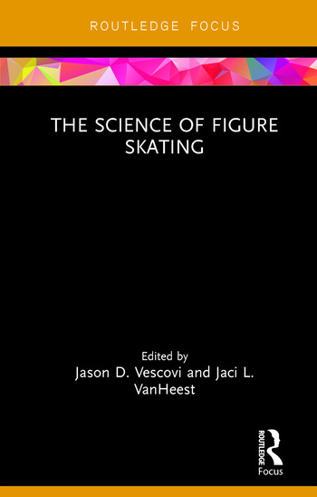 The Science of Figure Skating book cover