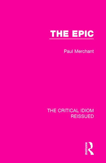 The Epic book cover