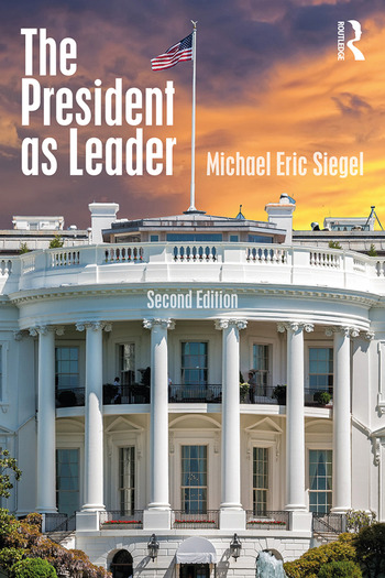 The President as Leader book cover