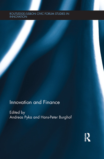 Innovation and Finance book cover