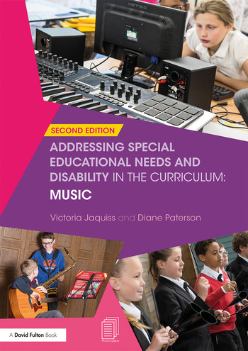 Addressing Special Educational Needs and Disability in the Curriculum: Music book cover