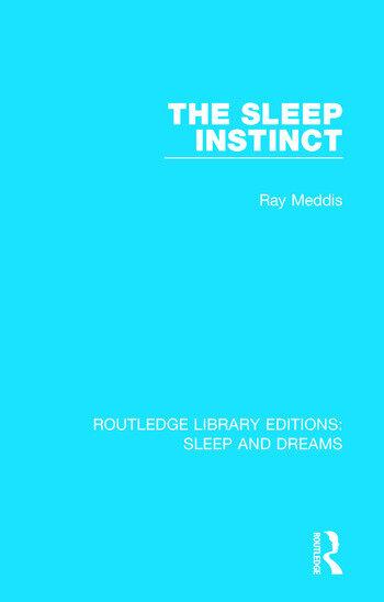The Sleep Instinct book cover
