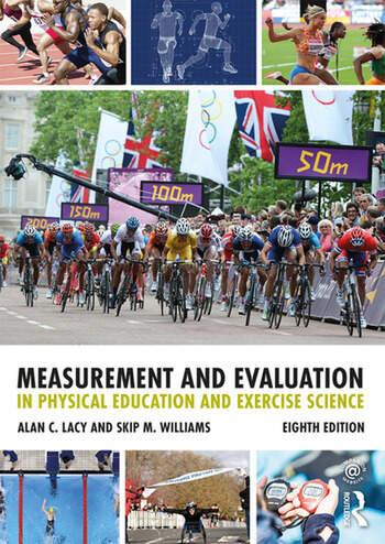 Measurement and Evaluation in Physical Education and Exercise Science book cover