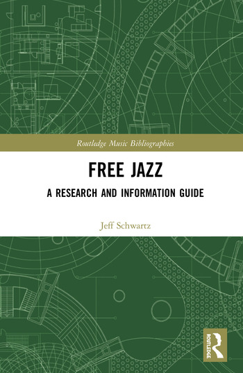 Free Jazz A Research and Information Guide book cover