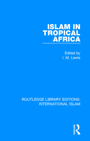 Islam in Tropical Africa book cover
