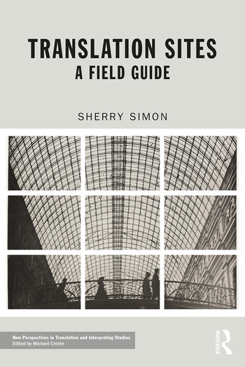 Translation Sites A Field Guide book cover