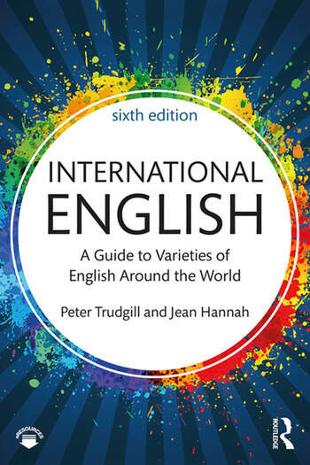 International English A Guide to Varieties of English Around the World book cover