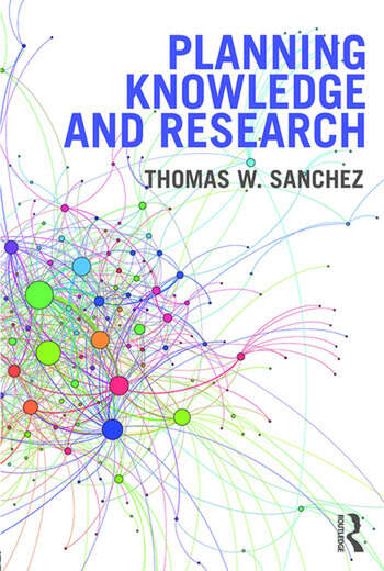 Planning Knowledge and Research: 1st Edition (Paperback
