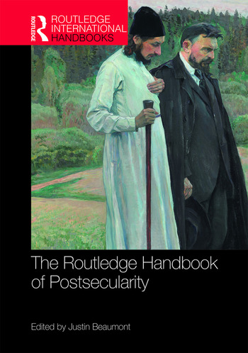 The Routledge Handbook of Postsecularity book cover