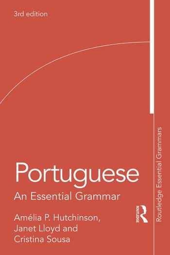 Portuguese An Essential Grammar book cover