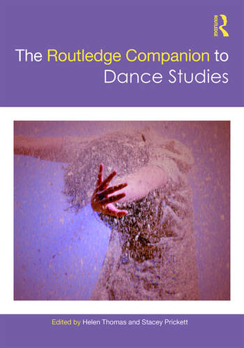 The Routledge Companion to Dance Studies book cover